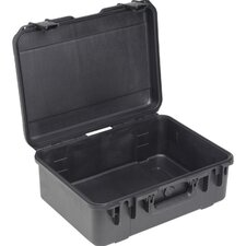 "3I Series Case Black: 17 3/8""L x 12 3/8"" W x 7""H (inside)"