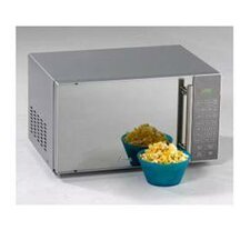 0.8 Cu. Ft. 700 Watt Microwave Oven with Mirror Door