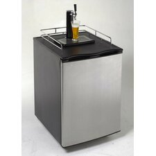 Quarter or Half Keg Kegerator