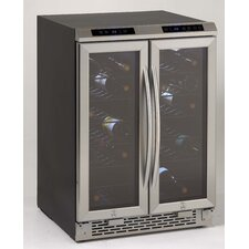 2 Cu. Ft. Bottle Dual Zone Wine Refrigerator