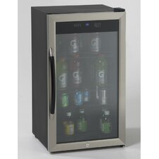 3 Cu. Ft. Beverage Cooler