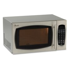 "Touch Screen Microwave,900 Watts,19""x15-3/4""x11"",STST"