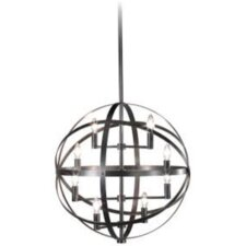 <strong>Robert Abbey</strong> Lucy 8 Light Pendant