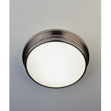 bsRoderick Two Light Flush Mount