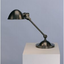 Alvin Lo Dimming Table Lamp with Bowl Shade