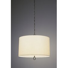 <strong>Robert Abbey</strong> Jonathan Adler Meurice 3 Light Drum Pendant