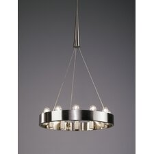 Rico Espinet Candelaria  12 Light Chandelier