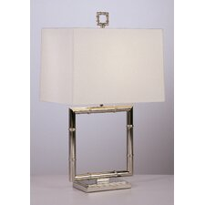 <strong>Robert Abbey</strong> Jonathan Adler Meurice Square Table Lamp