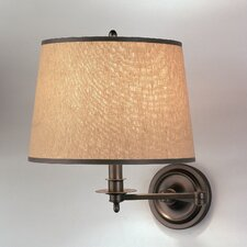 Winston Swing Arm Wall Sconce