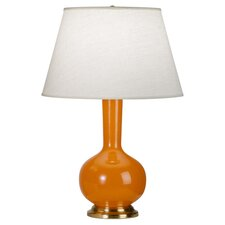 "Genie 29.25"" H Table Lamp with Empire Shade"