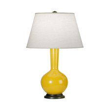 "Genie 24.25"" H Table Lamp with Empire Shade"
