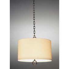 Jonathan Adler Meurice 2 Light Drum Pendant