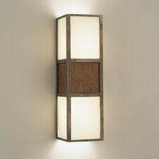 Wonton 2 Light Wall Sconce
