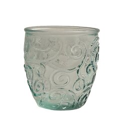Mediterranean Wave 8.5 oz. Wine Tumbler (Set of 6)
