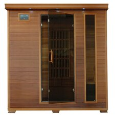 <strong>Radiant Saunas</strong> 4 Person Carbon FAR Infrared Sauna