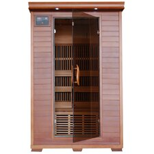 2 Person Carbon FAR Infrared Sauna