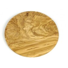 <strong>Bérard France</strong> Round Olive Wood Chopping Board