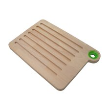 Woody Bread Cutting Board with Handle