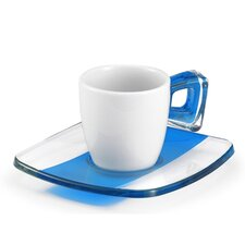 Square Coffee Espresso Cup (Set of 6)