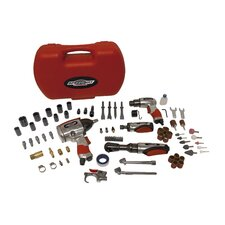 74 Piece Air Tool Kit