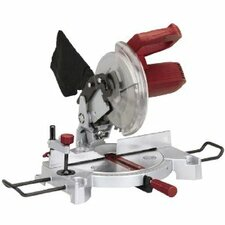 "15 Amp 10"" Blade Diameter Compound Miter Saw with Laser"