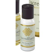 SacredEarth Botanical Organic Lotion