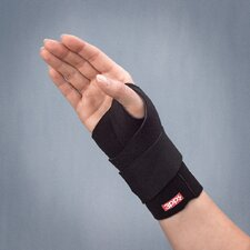 ThumSling Long NP CMC Joint Support Brace in Black