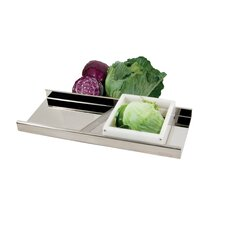 <strong>TSM Products</strong> Stainless Steel Cabbage Shredder