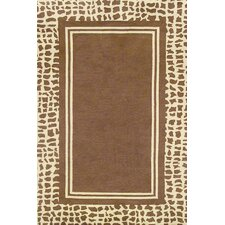 Sawgrass Mills Alli Brown Indoor/Outdoor Rug
