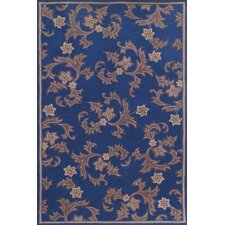 Sawgrass Mills Chantilly Blue Indoor/Outdoor Rug