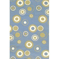 Sawgrass Mills Cristal Blue Indoor/Outdoor Rug