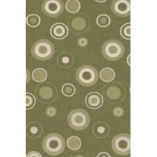 Sawgrass Mills Cristal Green Indoor/Outdoor Rug