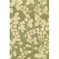 Sawgrass Mills Violet Green Indoor/Outdoor Rug