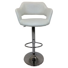 "35"" - 43"" Swivel with Gas Lift Barstool"