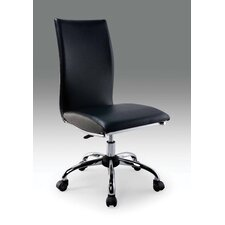 Leatherette Computer Chair (Set of 2)