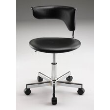 <strong>Creative Images International</strong> Leatherette Computer Chair