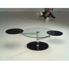 <strong>Creative Images International</strong> Motion Glass Coffee Table