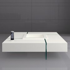 <strong>Creative Images International</strong> Lacquer Coffee Table