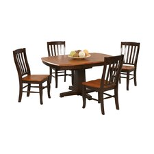 Santa Fe 5 Piece Dining Set