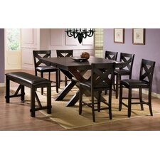 Edgewater 8 Piece Counter Height Dining Set