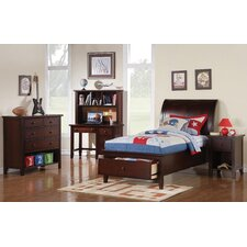 Vintage Twin Sleigh Bedroom Collection