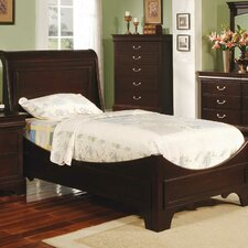 Renaissance Twin Sleigh Bed