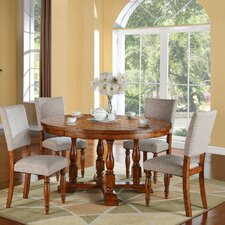 Grand Estate 5 Piece Dining Set