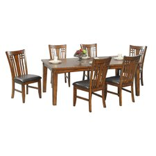 Zahara 7 Piece Dining Set