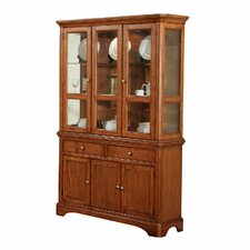 Topaz China Cabinet