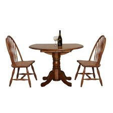 <strong>Winners Only, Inc.</strong> Vintage 3 Piece Dining Set