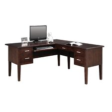 Executive Desk with Return