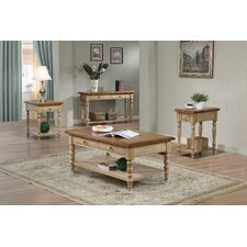 <strong>Winners Only, Inc.</strong> Quails Run Coffee Table Set