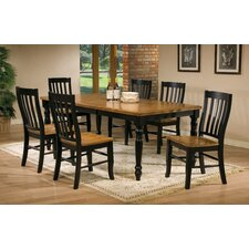 <strong>Winners Only, Inc.</strong> Quails Run 7 Piece Dining Set