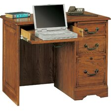 Heritage 3 Drawer Computer Desk